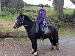 Vicky Yaxley Horse
