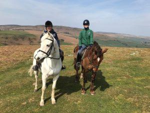 Alice Hurley last ride in England