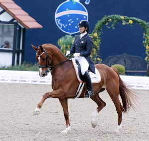 Catherine Haddad Staller and Hotmail at Hagen CDI4* 2014